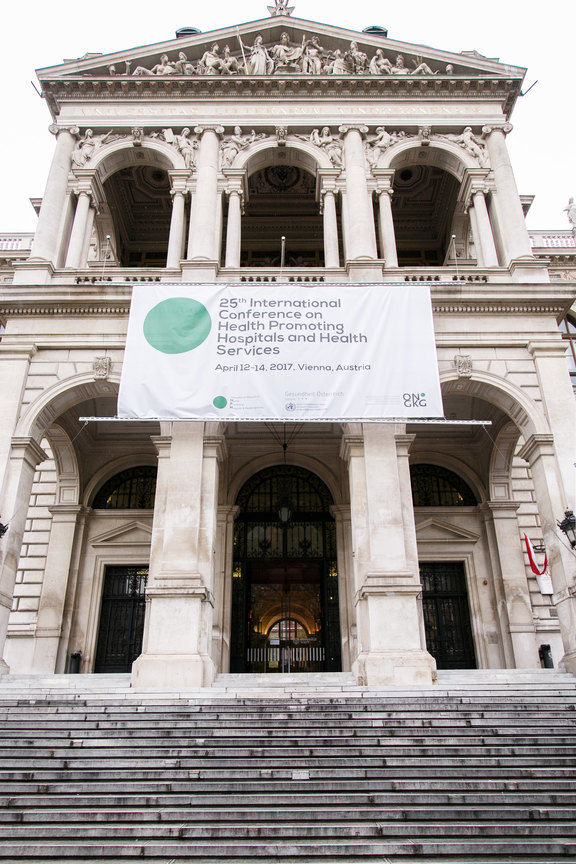 The University of Vienna, one of the oldest universities of Europe, is the venue for this 25th International HPH Conference.